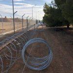 Cerramiento defensivo Albacete Base Militar Aérea | Cerralba Cerramientos