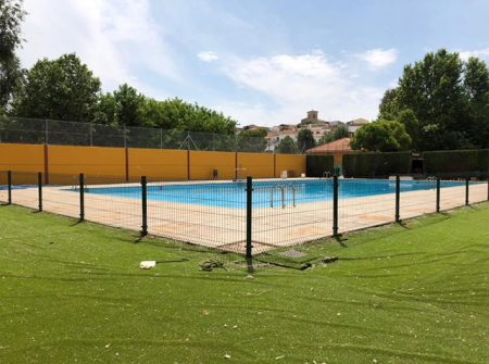 Malla Piscinas Albacete | Cerralba Cerramientos Albacete