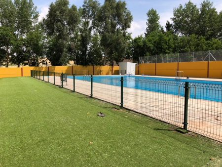Malla piscinas Albacete | La Gineta