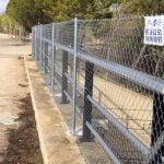 Cerramiento en Viaducto | Cerramiento de malla simple torsión Albacete y Cuenca