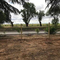Cerramiento Bodegas Las Mesas | Cerralba Albacete