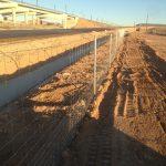 Vallado Autovía A33 Almansa Albacete | Cerralba Cerramientos Albacete