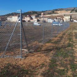 Cerramiento Malla Simple Torsión | Cerramientos Albacete