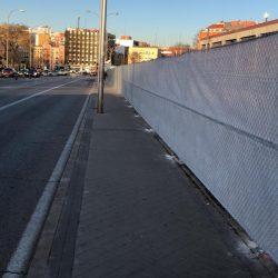 Vallas móviles | Cerramientos Albacete