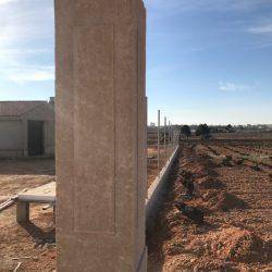 Trabajos realizados en Tomelloso | Cerralba, cerramientos metálicos Albacete