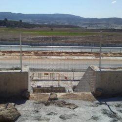 Malla anudada Autopista Valencia | Cerramientos metálicos Albacete