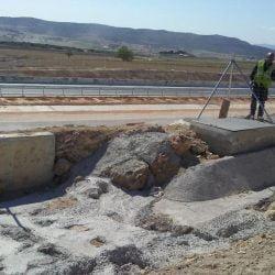 Malla anudada en autopista | Vallados Albacete