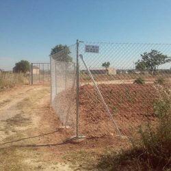 Malla galvanizada en Albacete