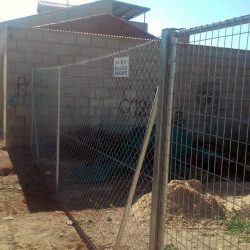 Malla galvanizada | Cerramientos Albacete