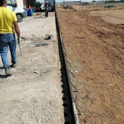 Malla cimentación corrida en Cuenca | Cerralba Albacete