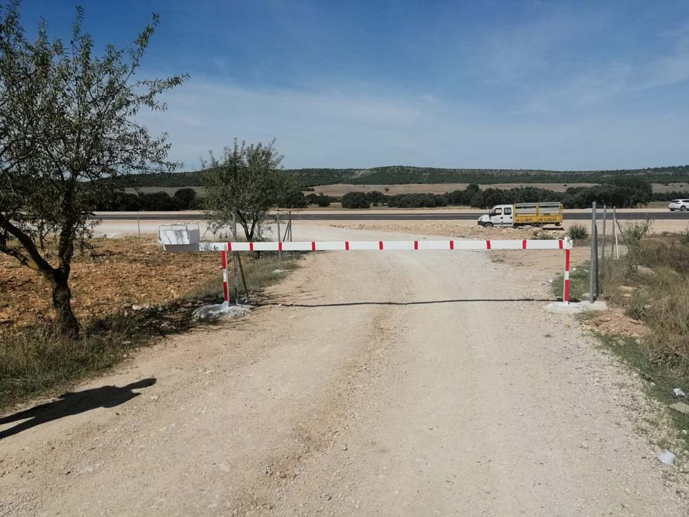 Malla ganadera en Carcelén Albacete | Cerralba