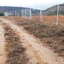 Vallado cinegetico finca agrícola Cuenca | Cerramientos Albacete