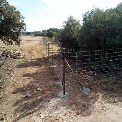 Vallado malla cinegética | Cerralba Cerramientos Albacete