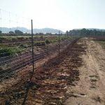Vallado finca agrícola en Albacete | Cerramientos Albacete