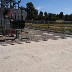 Malla electrosoldada en Central de Cofrentes | Cerralba Albacete