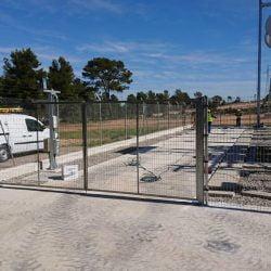 Malla Hércules en central de Cofrentes | Trabajos realizados Cerralba