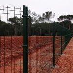 Vallado perimetral vivero de plantas en Villanueva de la Jara | Cerralba Cerramientos Albacete