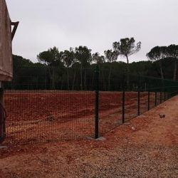 Vallado perimetral en Cuenca | Cerralba Cerramientos
