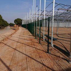 Vallado perimetral malla Hércules | Cerralba Albacete
