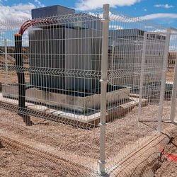 Vallado transformadores en Yepes Toledo | Trabajos realizados Cerralba