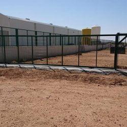 Vallado perimetral para embalses en Albacete