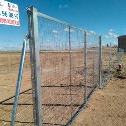 Cerramiento integral en Teruel
