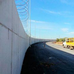 Instalación de alambre de espino en Murcia